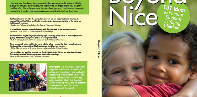 Beyond Nice: Nurturing Kindness in Young Children