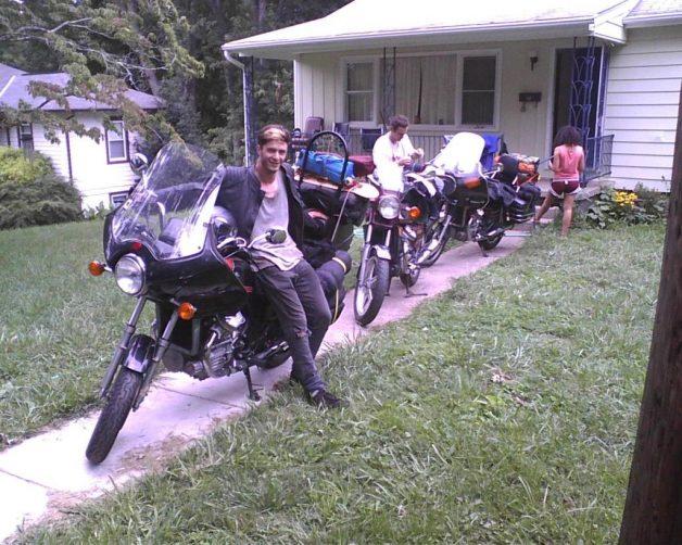 You Gotta Ride (For Nick Carter)